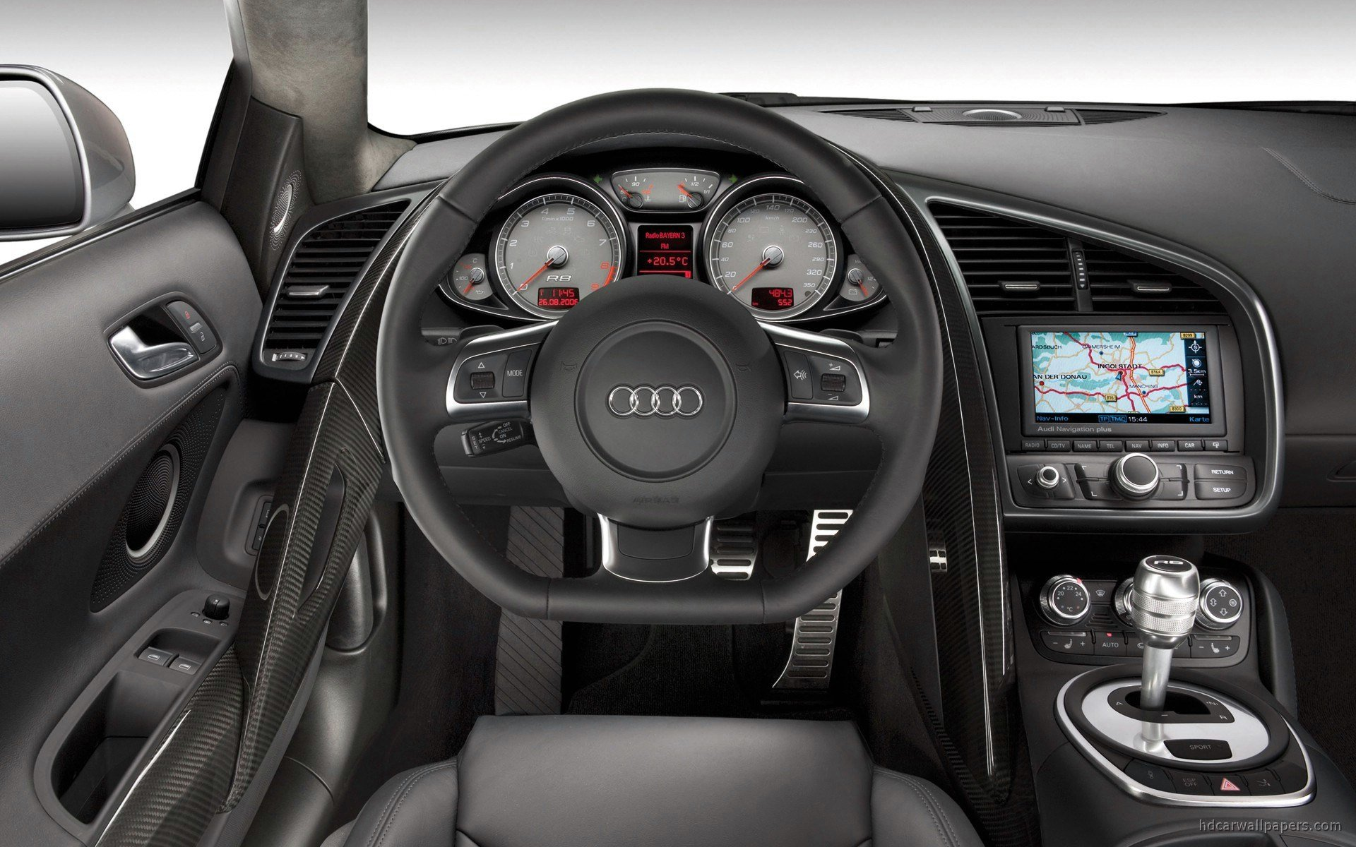 Latest Audi R8 Interior Wallpaper Hd Car Wallpapers Id 220 Free Download