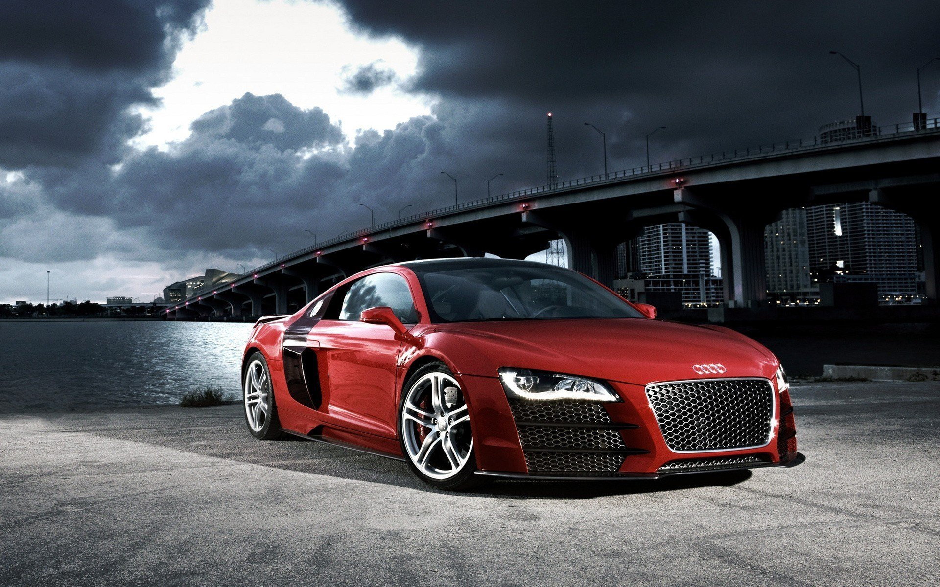 Latest Audi R8 Tuned Wallpaper Hd Car Wallpapers Id 2354 Free Download
