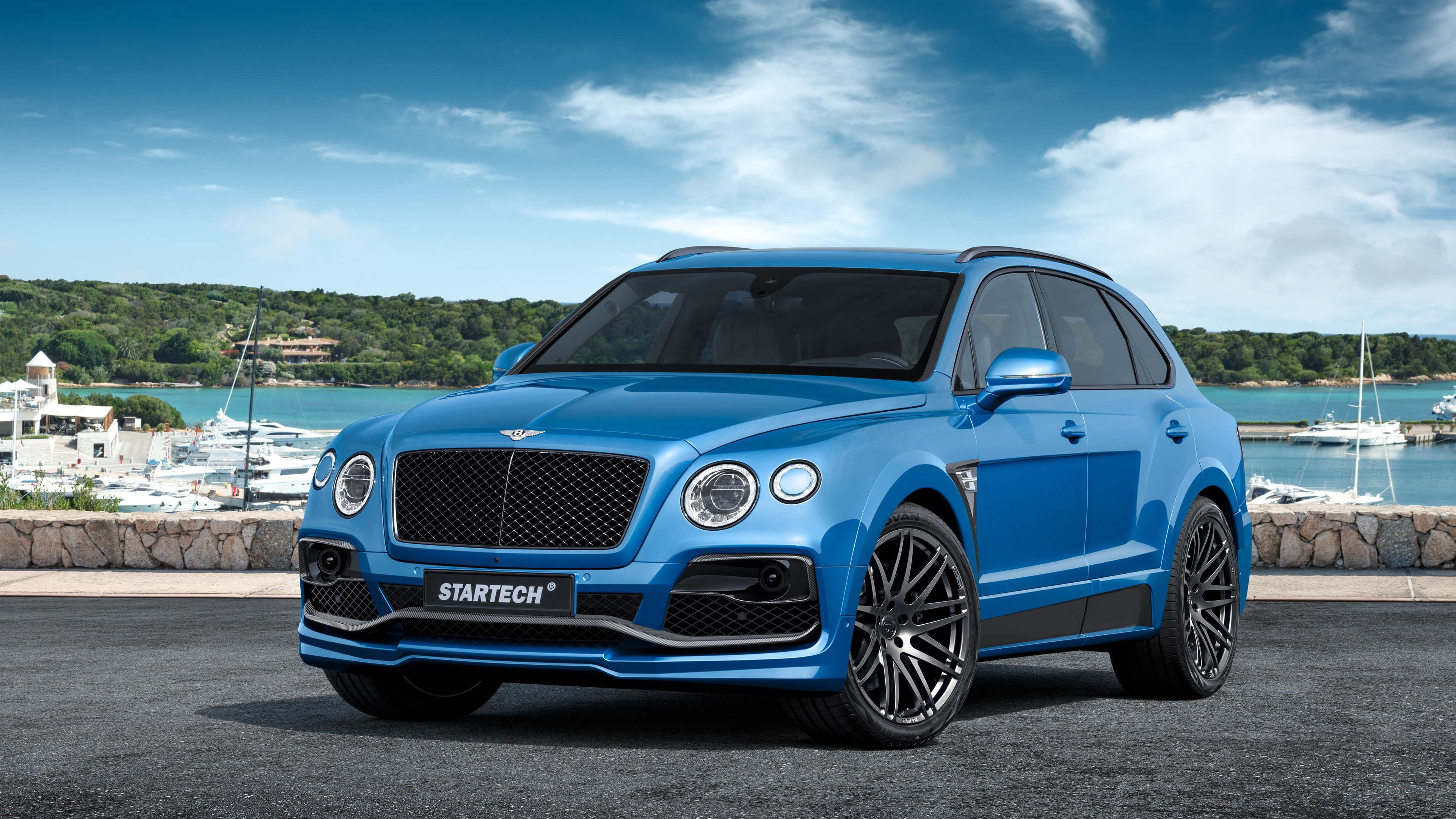 Latest Bentley Bentayga By Startech Wallpaper Hd Car Wallpapers Free Download