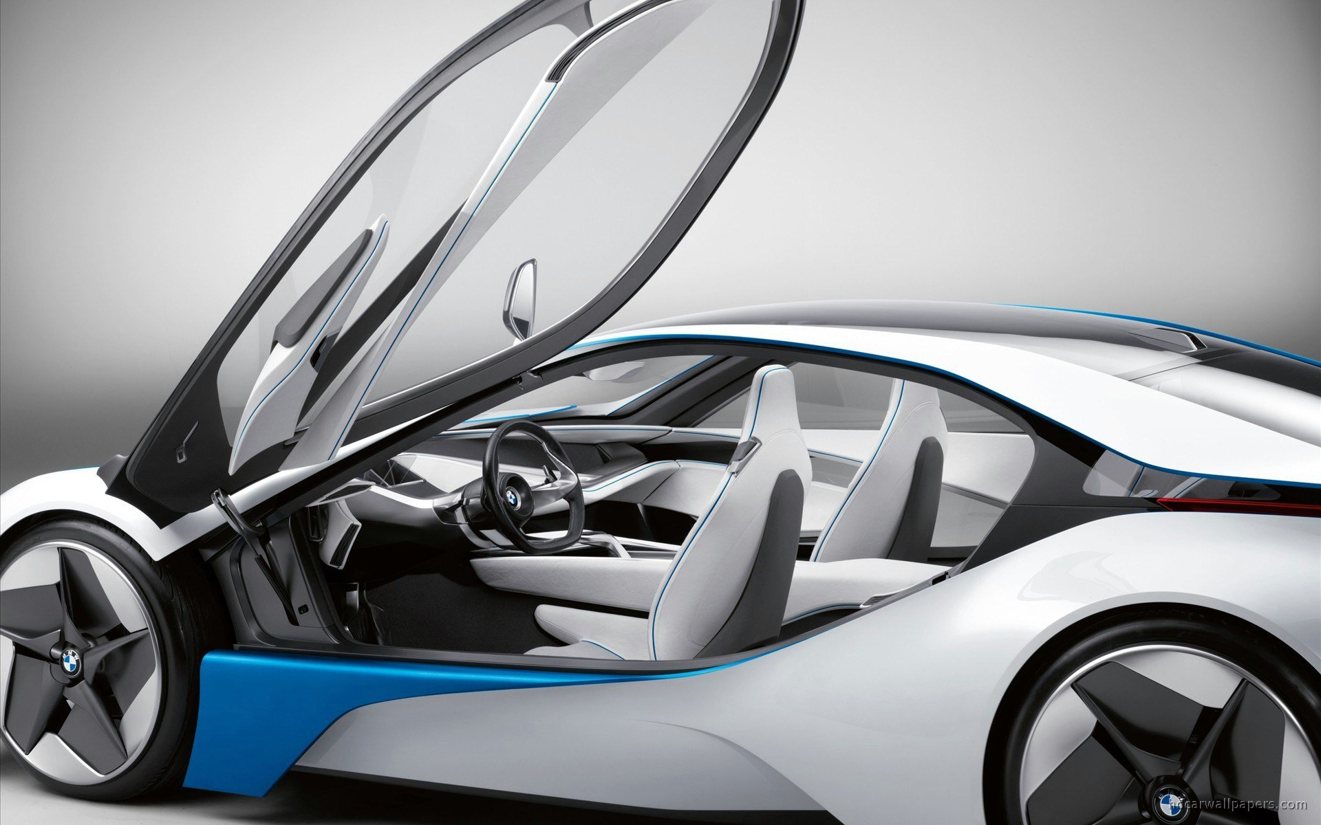 Latest Bmw Vision Efficient Dynamics Concept 2 Wallpaper Hd Car Free Download