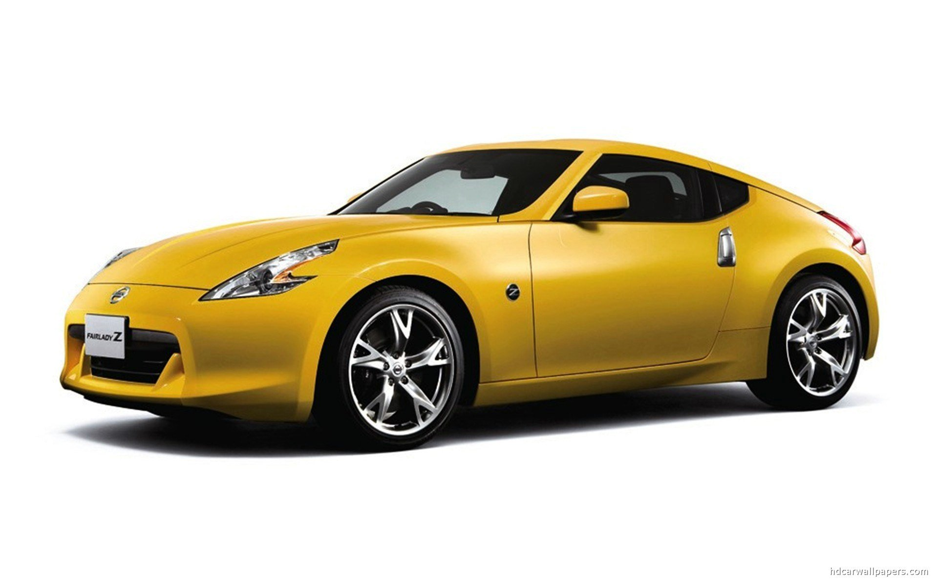 Latest Nissan Fairlady Z Yellow Wallpaper Hd Car Wallpapers Free Download