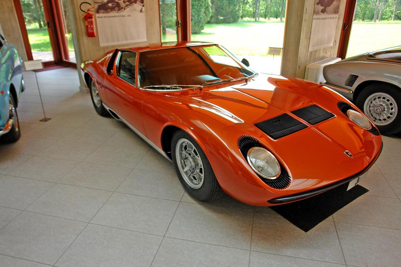 Latest Remaining Cars In The Bertone Museum To Be Sold 2015 Free Download