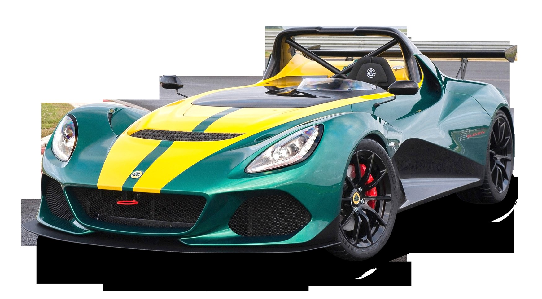 Latest Green Lotus 3 Eleven Sports Car Png Image Pngpix Free Download