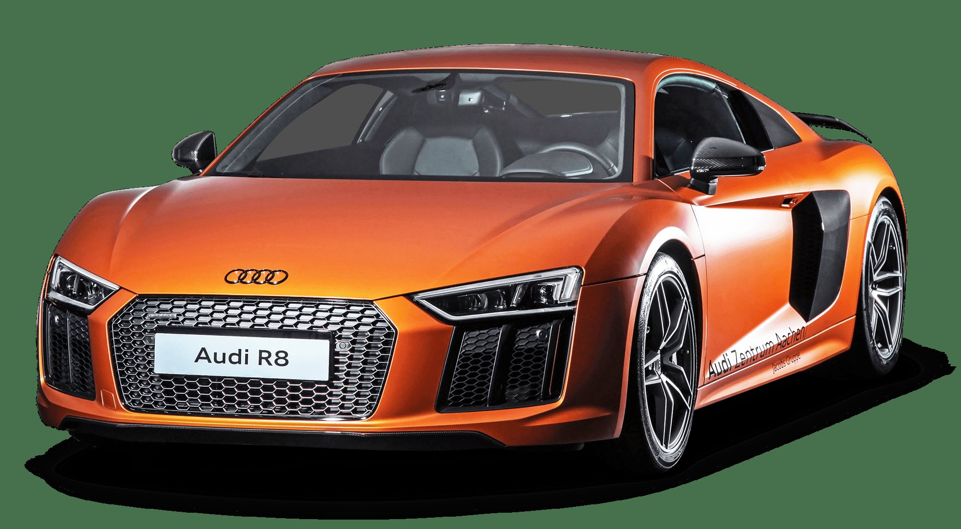 Latest Orange Audi R8 Car Png Image Pngpix Free Download