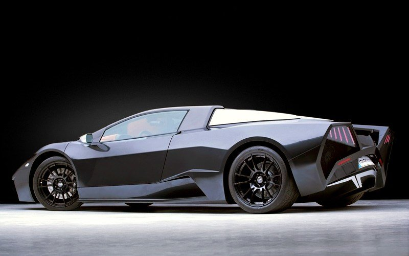 Latest 2012 Arrinera Venocara Supercar Concept Specifications Free Download