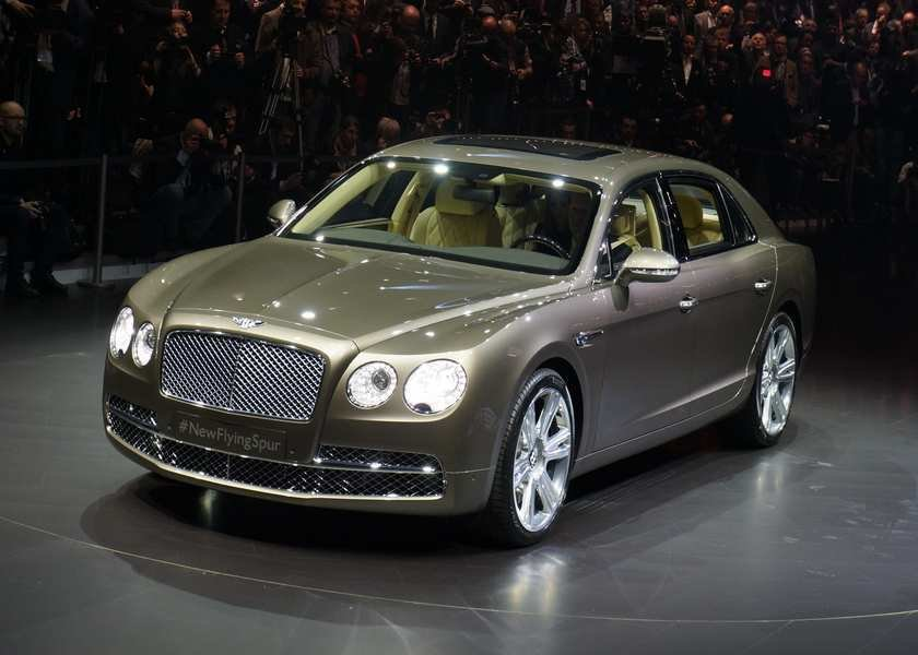 Latest Bentley Mansory New Flying Spur Car Pics Gallery Geneva Free Download