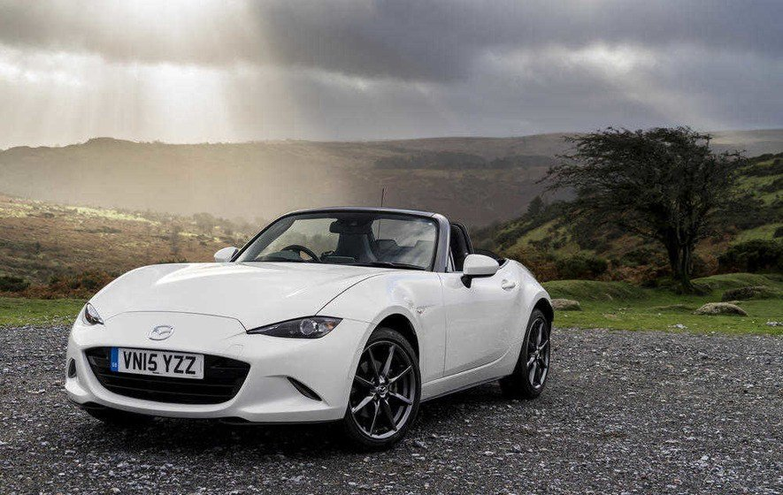 Latest Mazda Mx 5 A Sports Car For All Seasons The Irish News Free Download