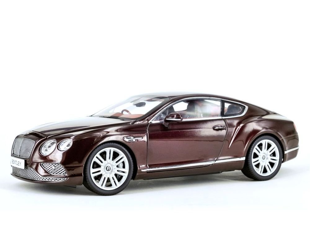 Latest Paragon Models 1 18 Bentley Continental Diecast Model Car Free Download
