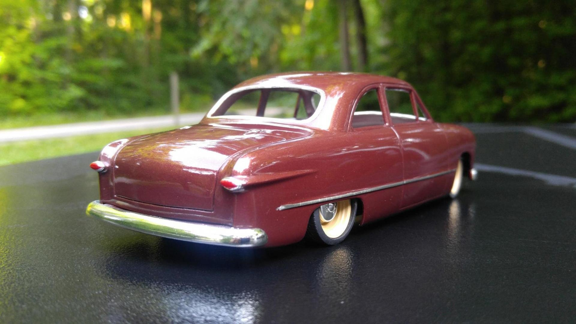 Latest Amt 49 Ford Coupe On The Workbench Model Cars Magazine Free Download