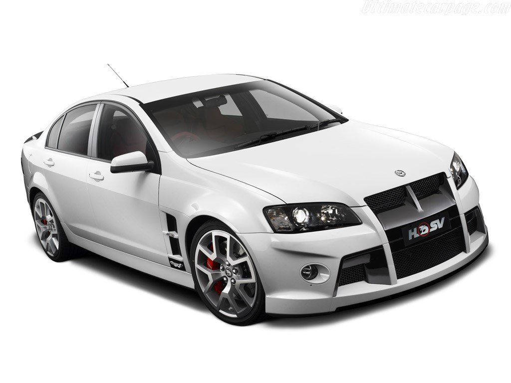 Latest Australian Sport Car Hsv W427 Free Download
