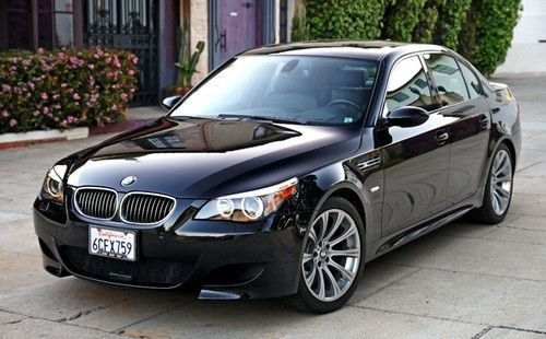 Latest Sell Used 2006 Bmw M5 Impeccable Black Black One Owner Free Download