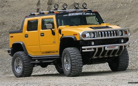 Latest Hummer H2 1024X768 Free Download