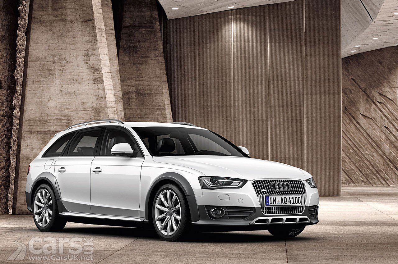 Latest New Audi A4 Allroad Quattro 2012 Photo Gallery Cars Uk Free Download