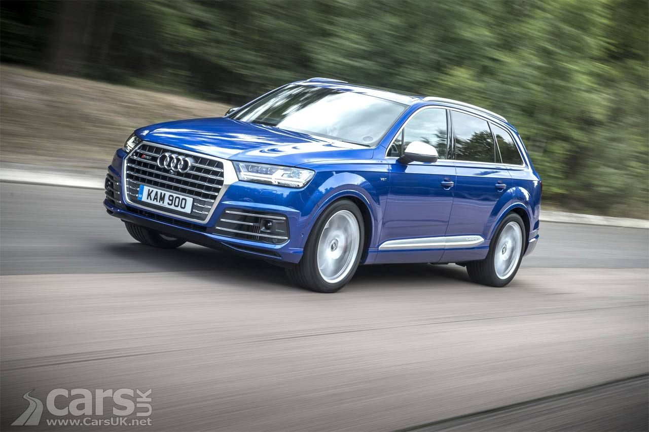 Latest Audi Sq7 Tdi Suv Now On Sale In The Uk From £70 970 Cars Uk Free Download