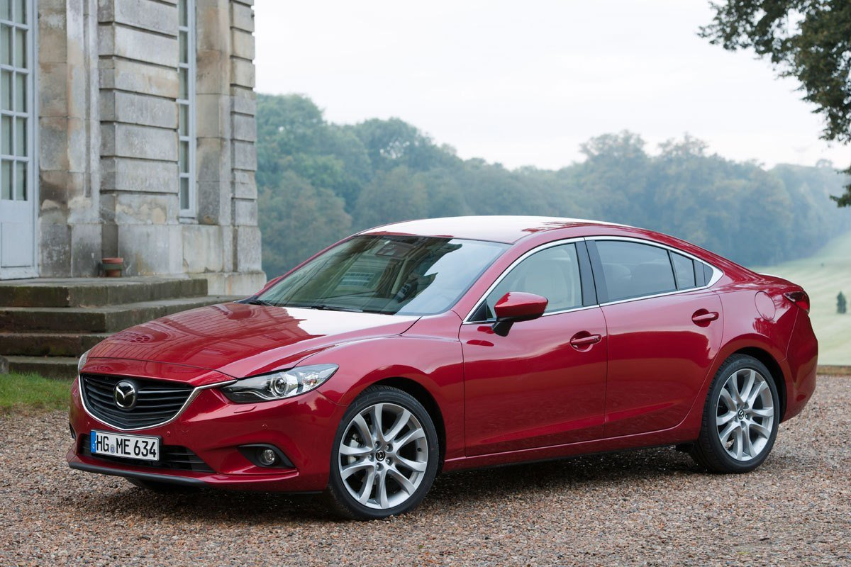 Latest Mazda 6 Skyactiv G 2 5 192Hp Gt M Sequential Automatic Free Download