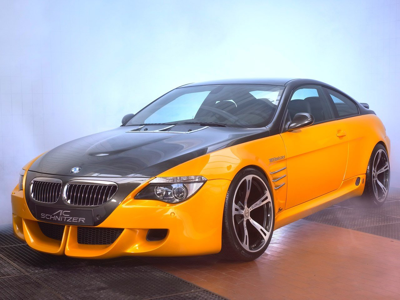 Latest Bmw M6 Ac Schnitzer Tension Concept Wallpapers By Cars Free Download