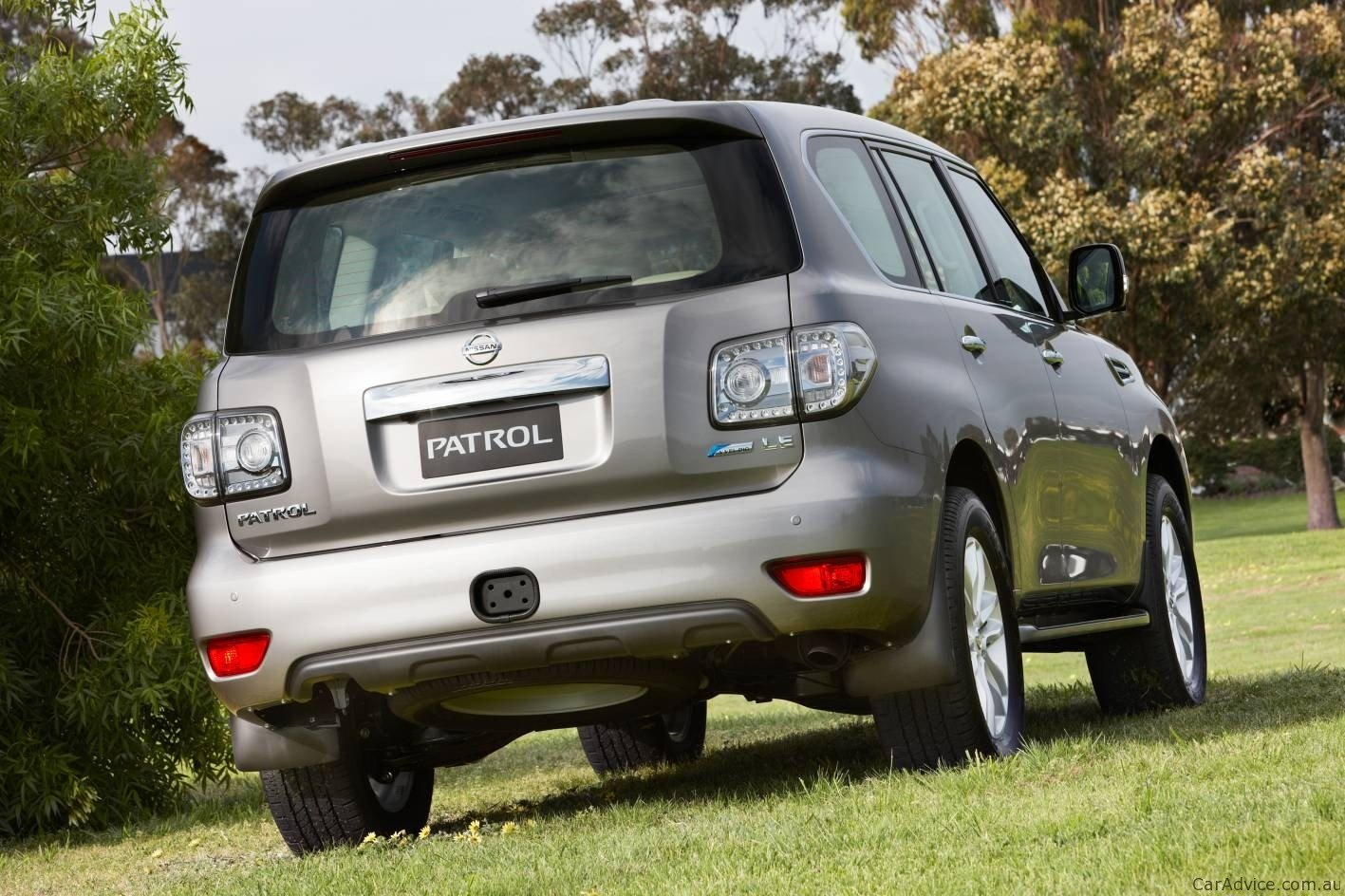 Latest 2011 Nissan Patrol Details And Images Released Photos 1 Free Download