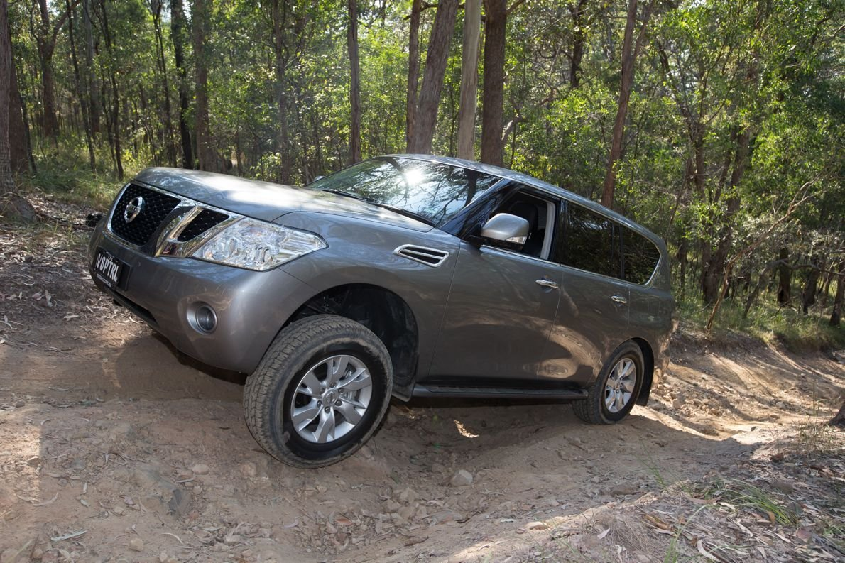 Latest 2013 Nissan Patrol Review Photos Caradvice Free Download