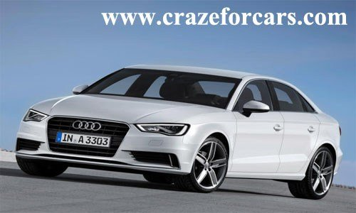 Latest Craze For Cars » New Audi A3 Exposed With Big Car Technology Free Download
