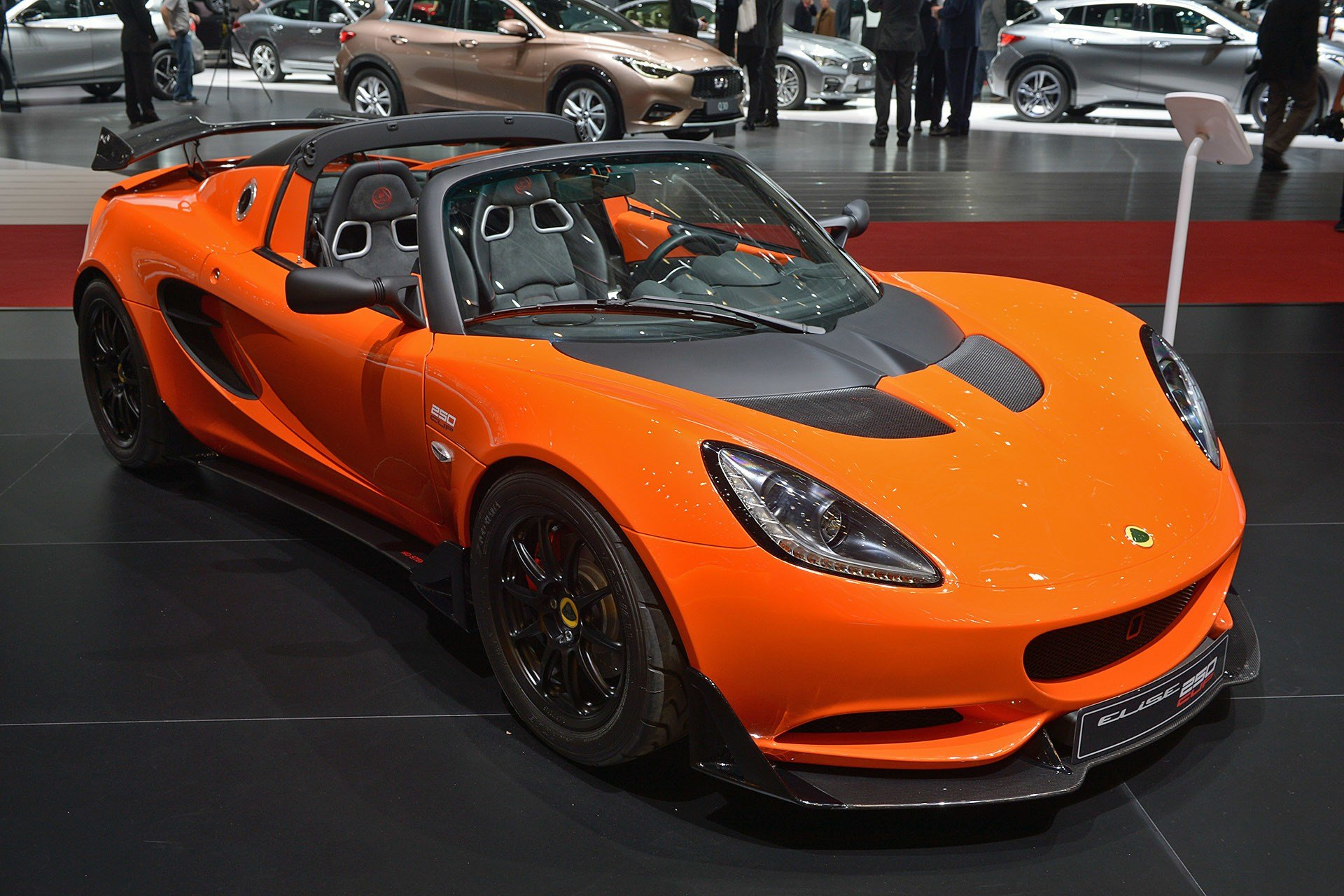 Latest First Lotus 3 Eleven Elise Cup 250 Cars Are Finally Free Download