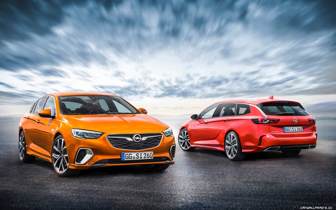 Latest Cars Desktop Wallpapers Opel Insignia Gsi 2017 Free Download