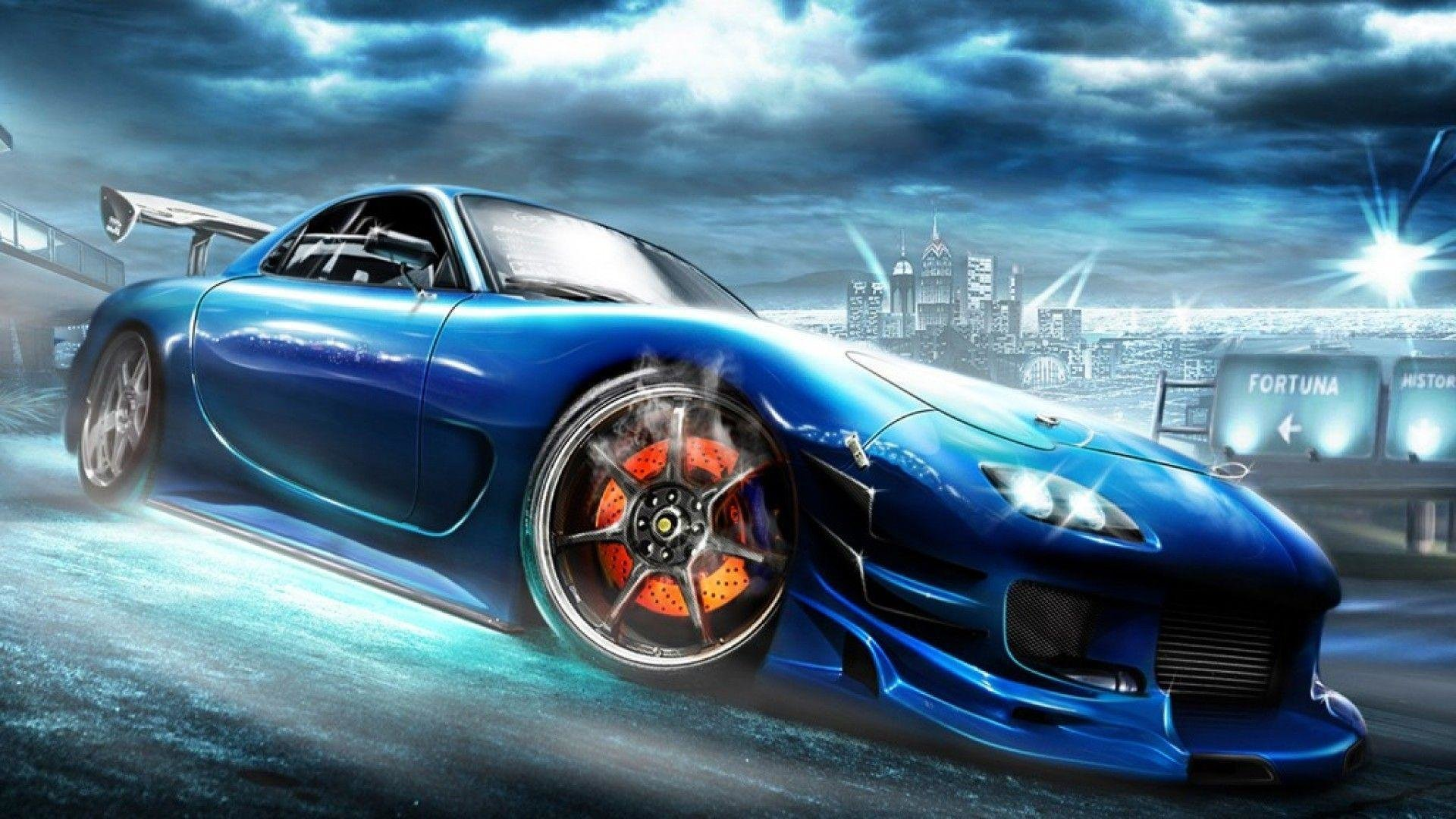 Latest Mazda Rx 7 Wallpapers Wallpaper Cave Free Download