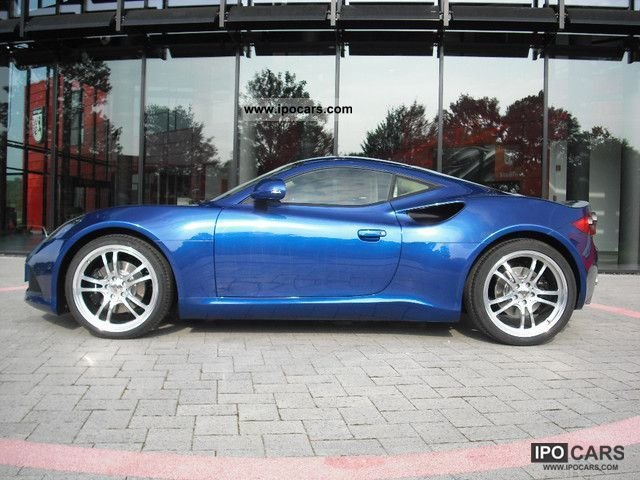 Latest 2010 Artega Gt Car Photo And Specs Free Download