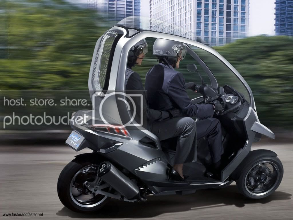 Latest Peugeot Hymotion3 Mix Of Bmw C1 And Piaggio Mp3 Free Download