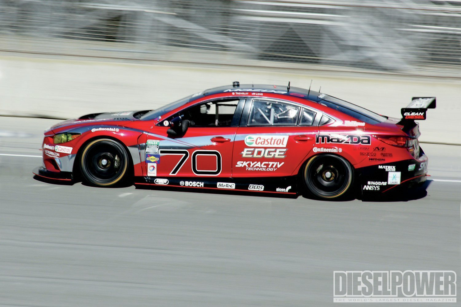 Latest Inside The 400Hp Mazda6 Race Cars Diesel Speed Photo Free Download
