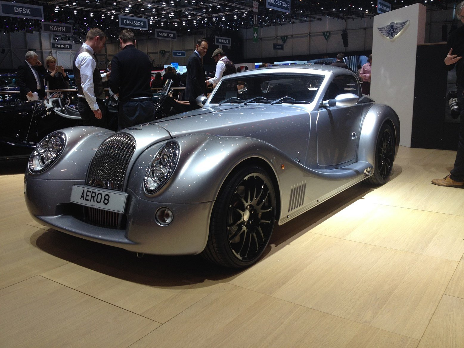 Latest Morgan Aero 8 Gets A Reboot And A Price Cut By Car Magazine Free Download