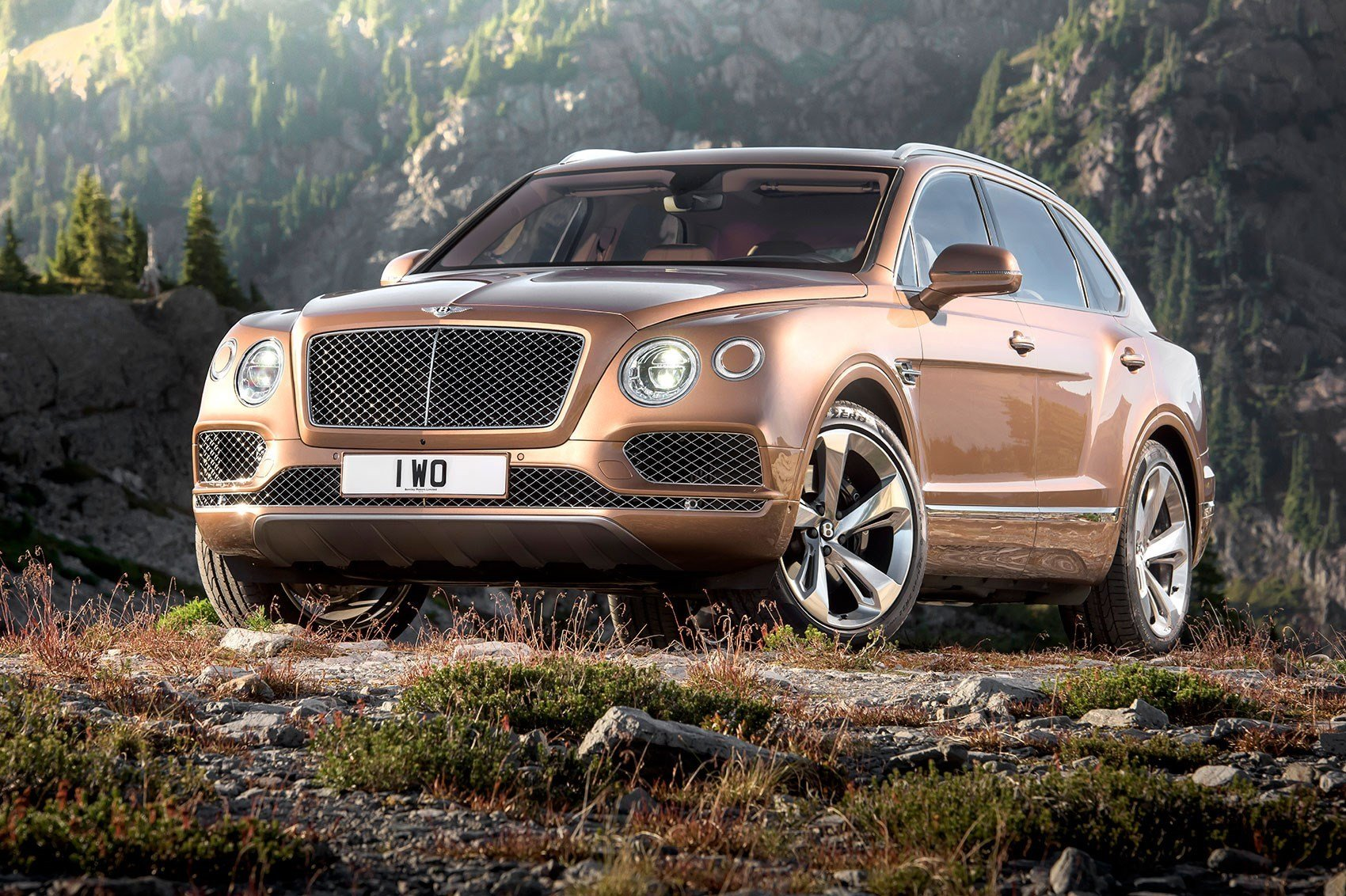 Latest New Bentley Bentayga Will Spawn A Seven Seater 187Mph Suv Free Download