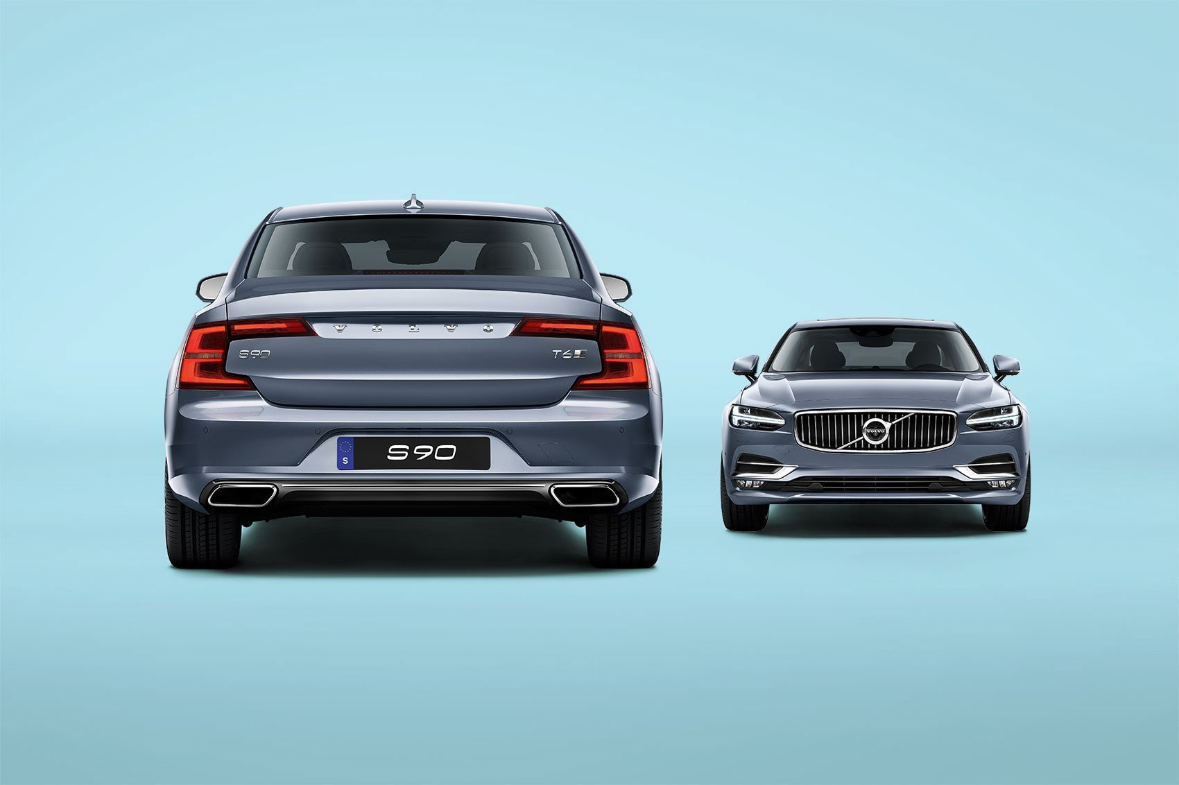 Latest All New Volvo S90 Stylish Smart And Not Another 5 Series Free Download
