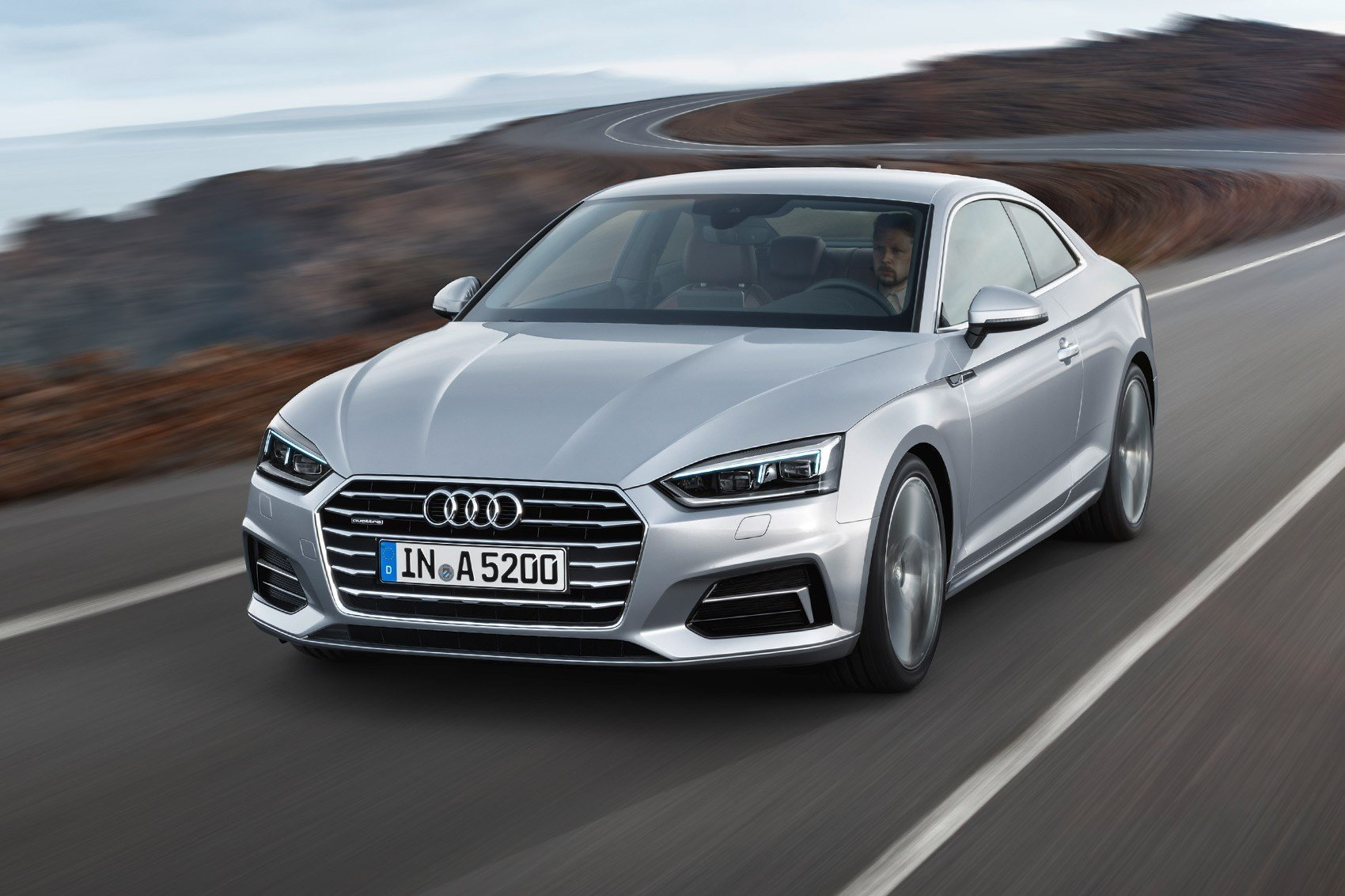 Latest New Audi A5 And S5 Revealed More Space Tech And Power By Free Download