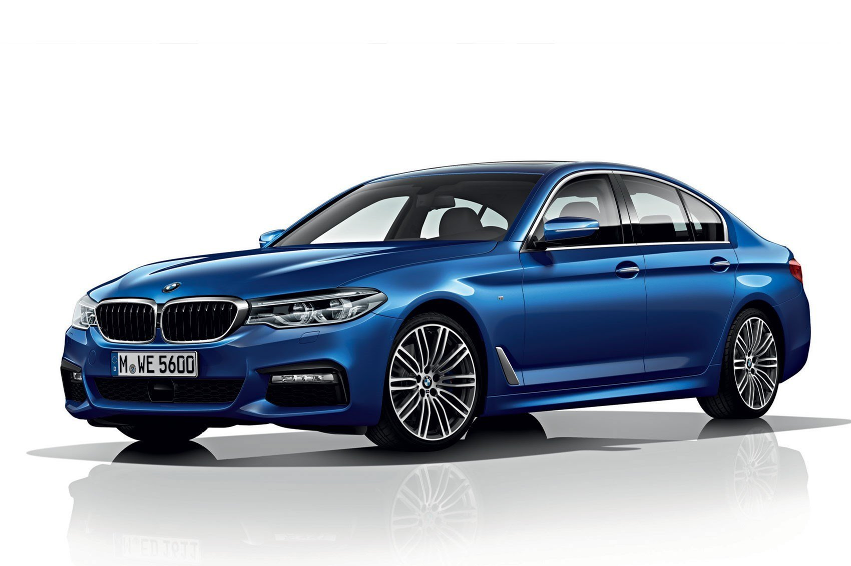Latest New 2017 Bmw 5 Series Revealed Lighter Quicker More Free Download