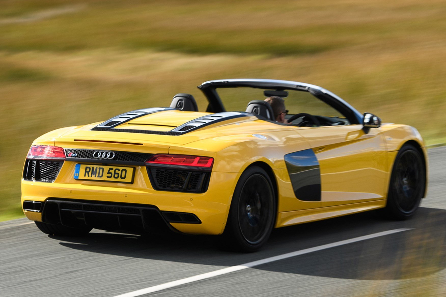 Latest Audi R8 V10 Spyder 2017 Review By Car Magazine Free Download