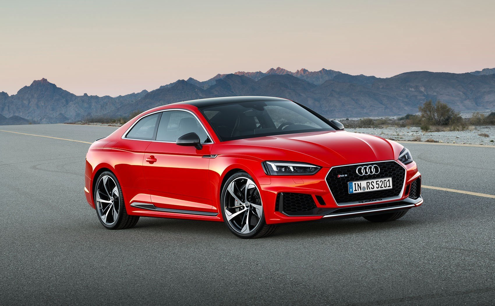 Latest New Audi Rs5 Revealed Audi Sport Delivers Its First Post Free Download