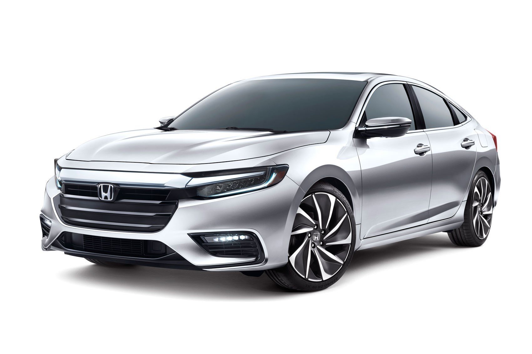 Latest New Honda Insight Sleek Hybrid Prototype S Specs Detailed Free Download