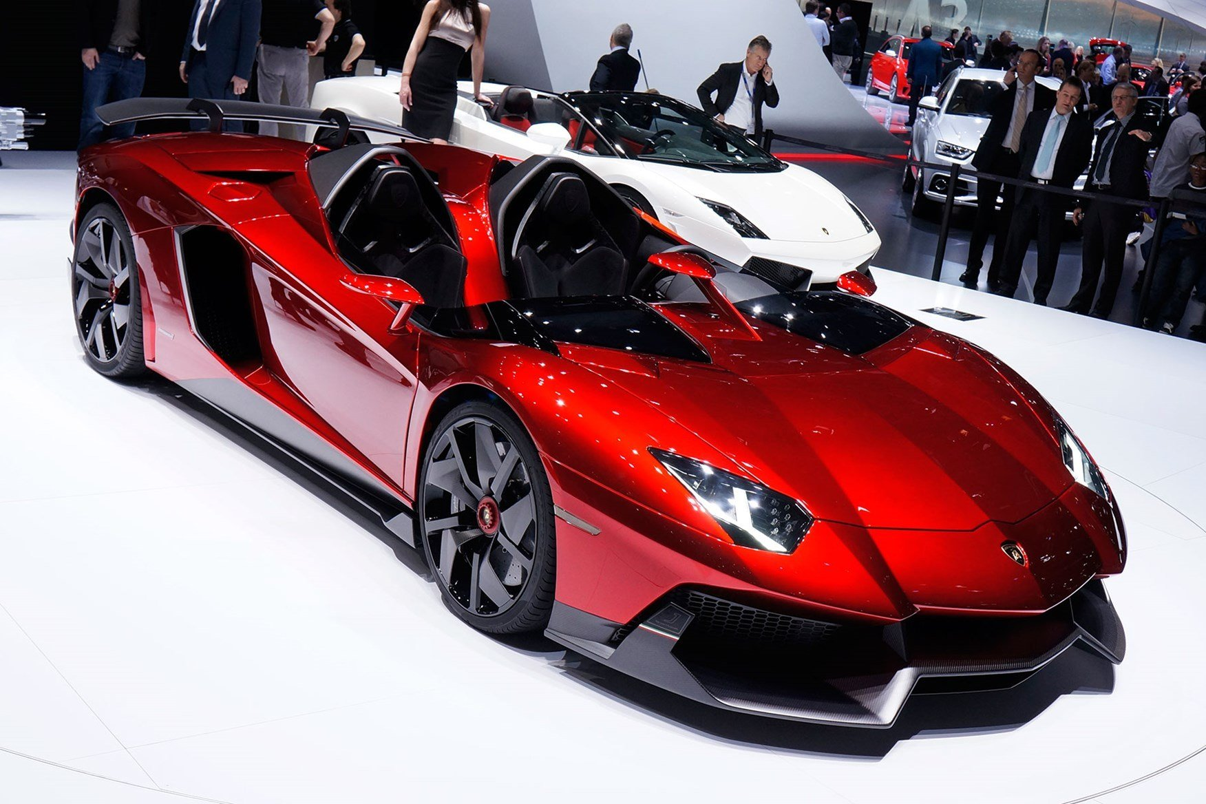 Latest The Car Top 10 Wildest Lamborghinis By Car Magazine Free Download