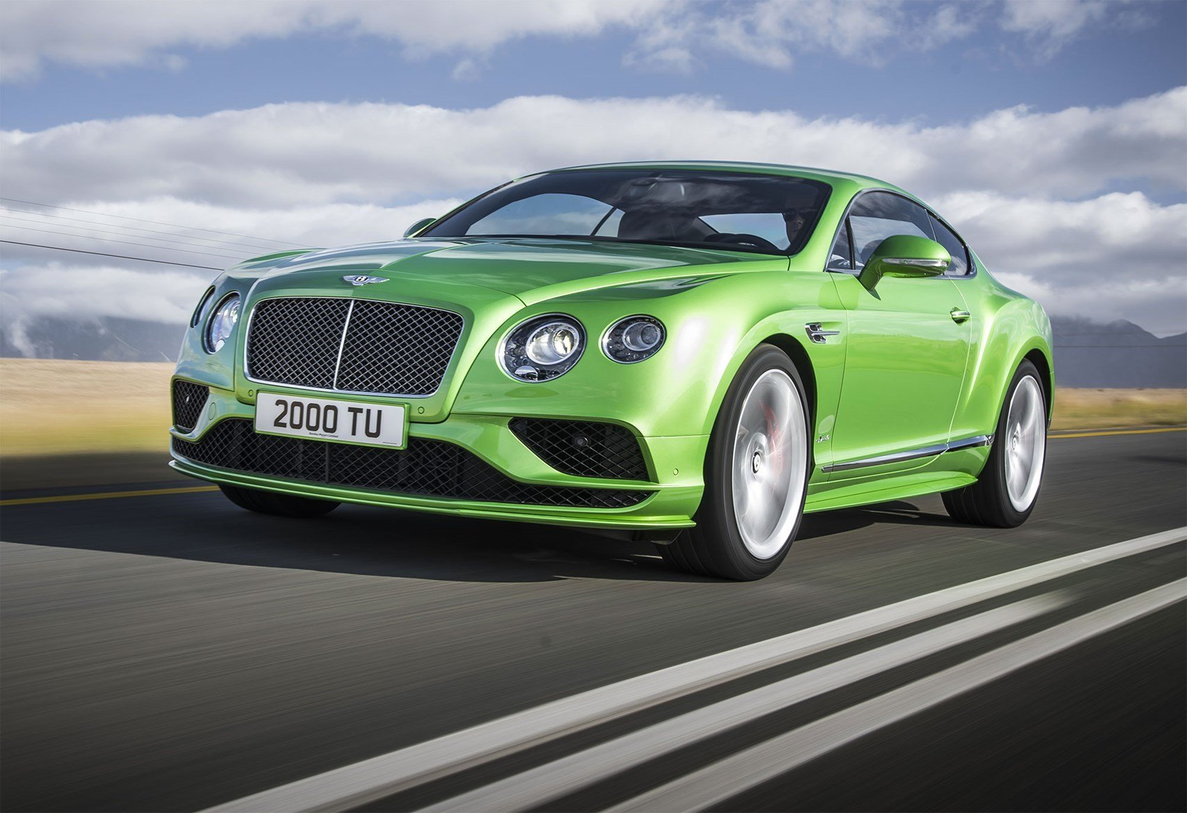 Latest Bentley Continental Family Updated For 2015 By Car Magazine Free Download