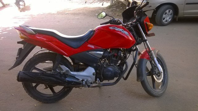 Latest Used 2008 Hero Honda Cbz Extreme Self S37707 For Sale In Free Download