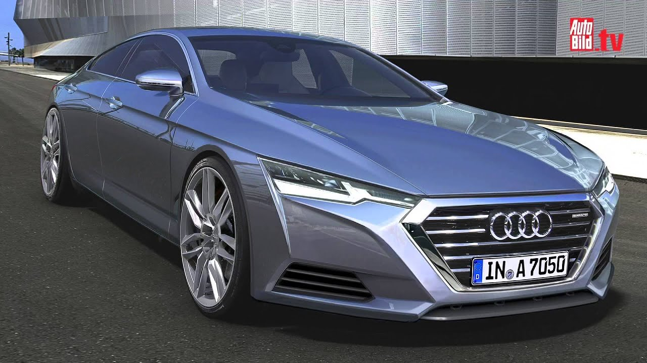 Latest Insider Audi A9 A7 Sport Quattro Youtube Free Download