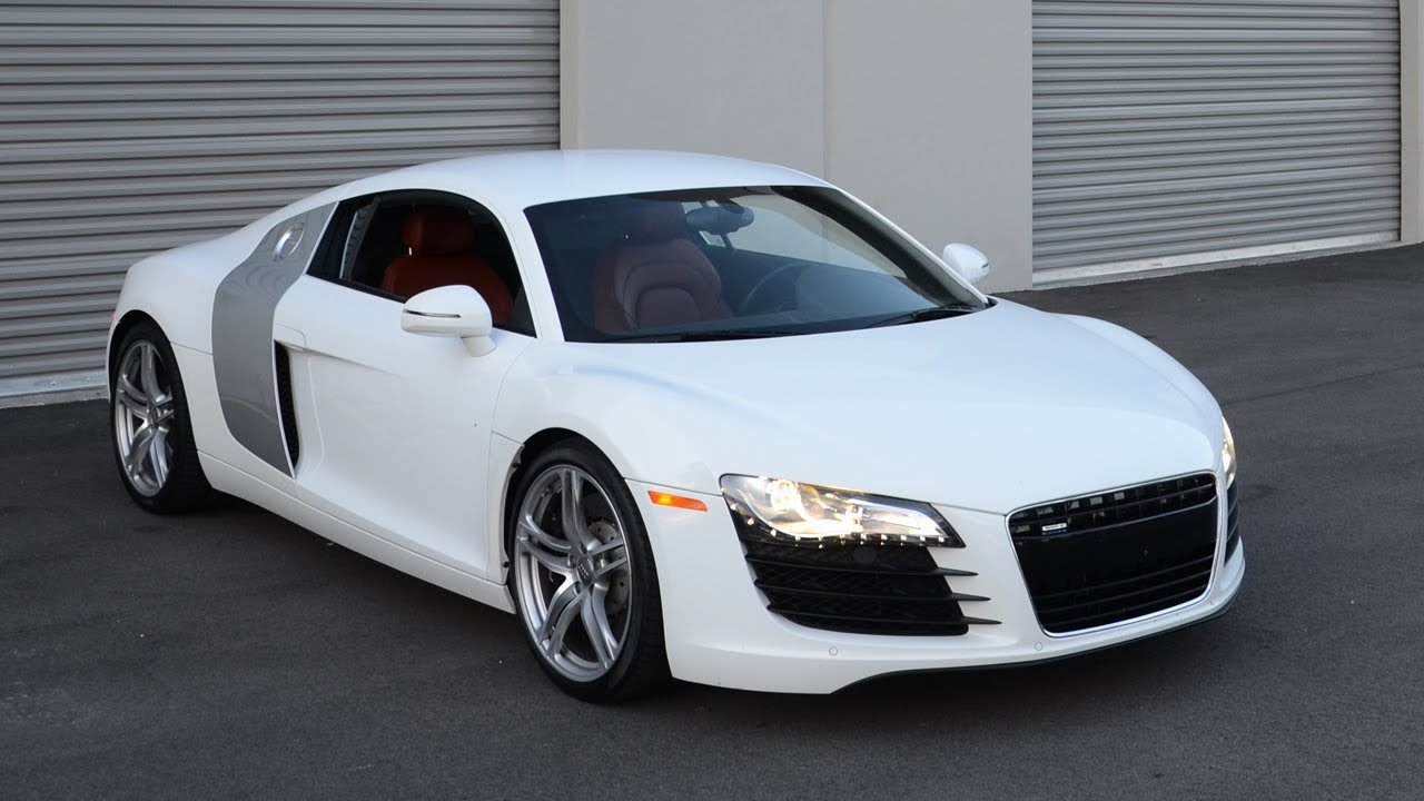Latest Picking Up My New Audi R8 Youtube Free Download