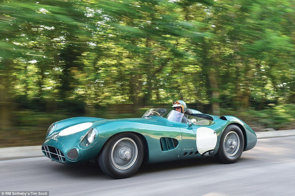 Latest Aston Martin Dbr1 Could Become Most Expensive British Car Free Download