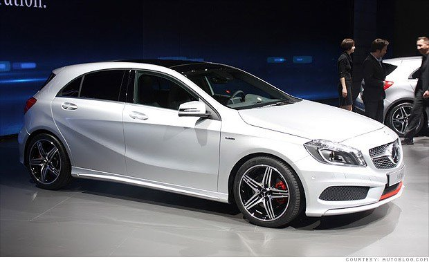 Latest 13 Cool Cars From The Geneva Motor Show Mercedes Benz A Free Download