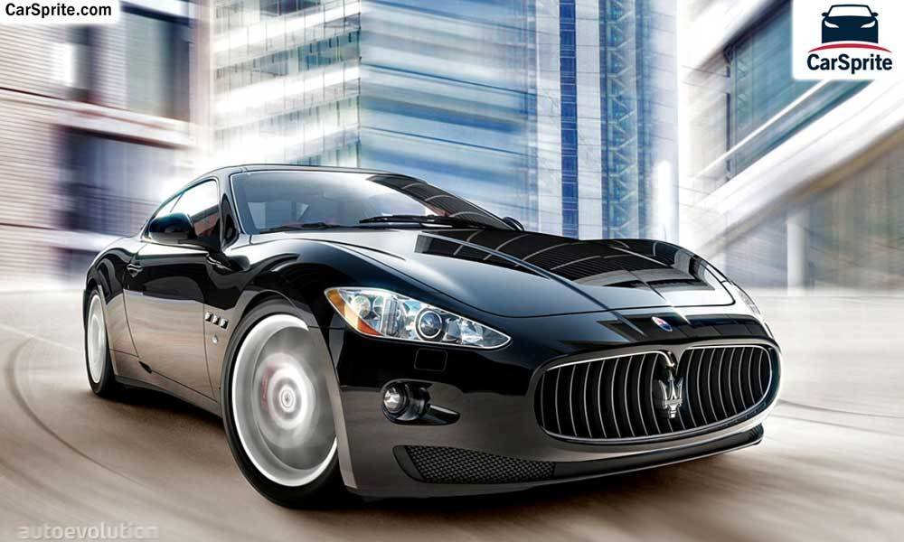Latest Maserati Granturismo 2017 Prices And Specifications In Free Download