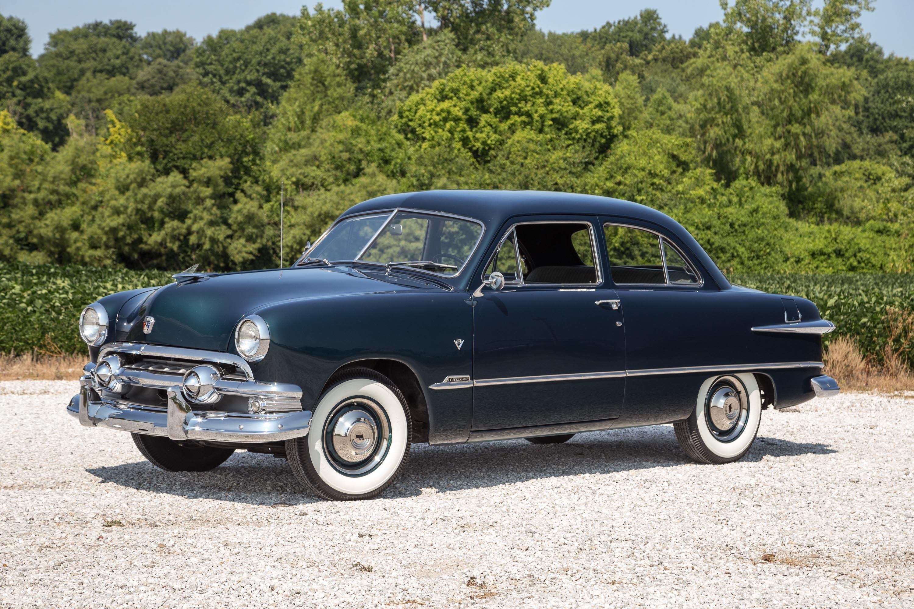 Latest 1951 Ford Custom Deluxe Fast Lane Classic Cars Free Download Original 1024 x 768