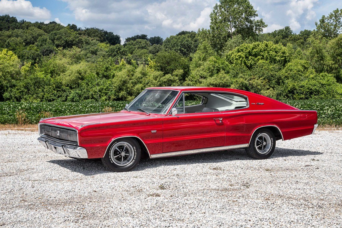 Latest 1966 Dodge Charger Fast Lane Classic Cars Free Download