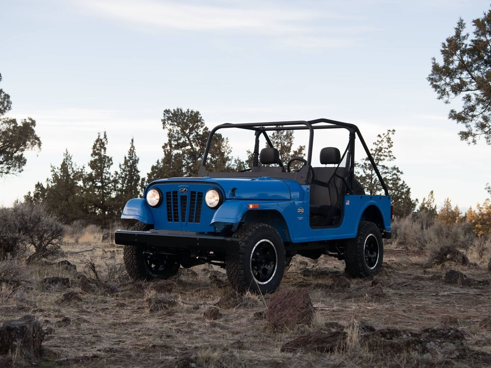 Latest Mahindra Roxor Is One Bad *Ss Mini Jeep But There S A Free Download
