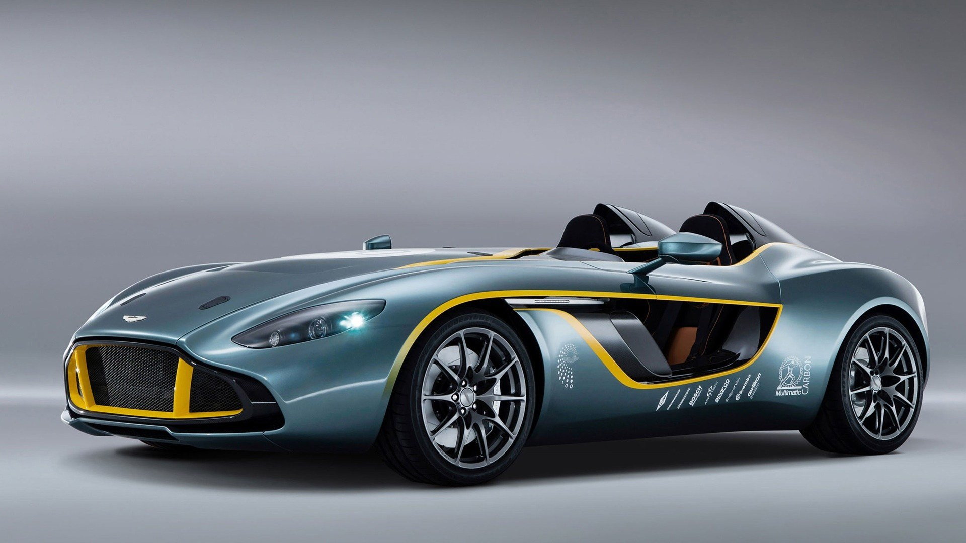 Latest Full Hd Wallpaper Aston Martin Stickers Sport Car Coupe Free Download