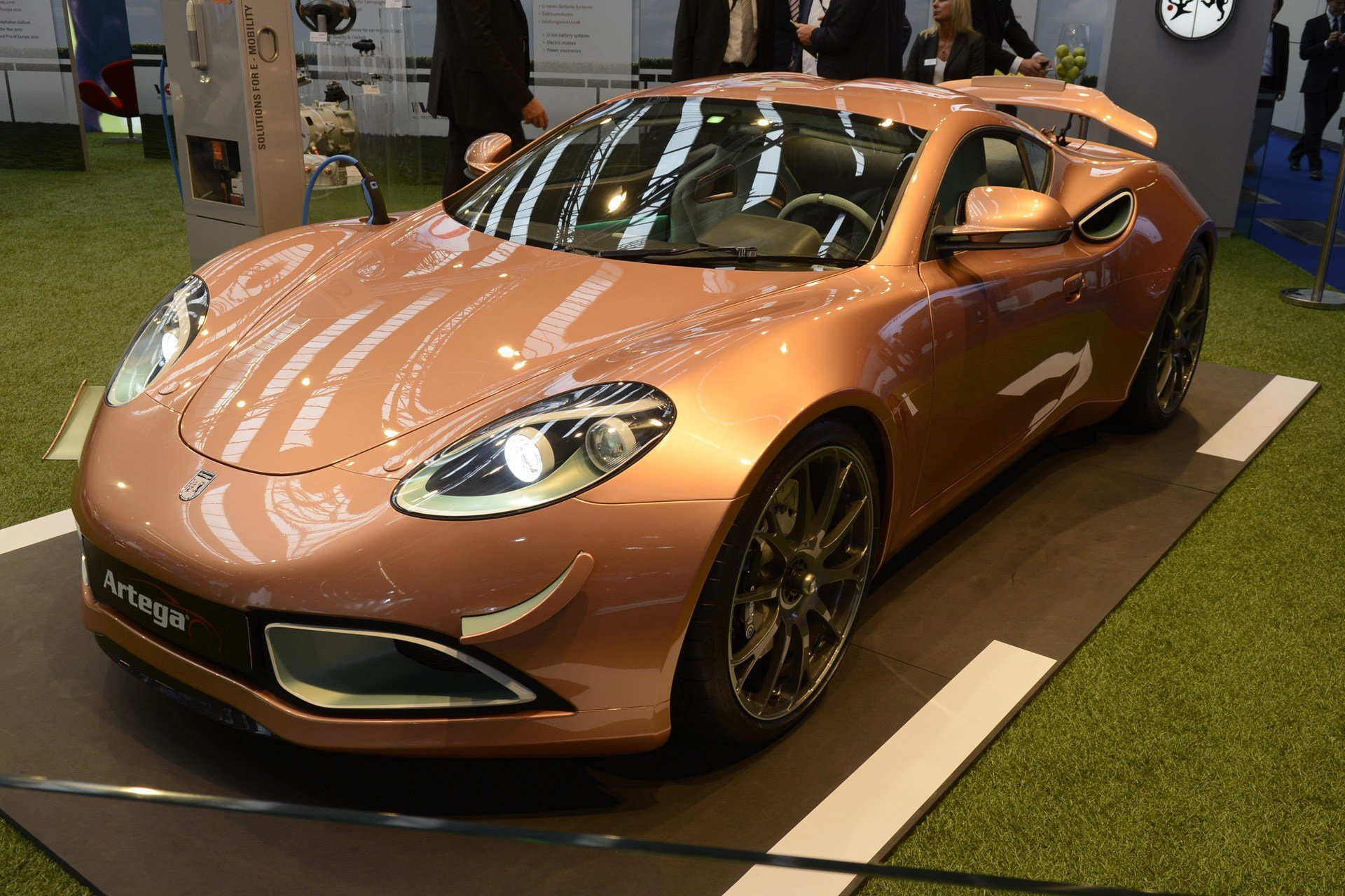 Latest Germany's Artega Reborn As Electric Sports Car And Free Download